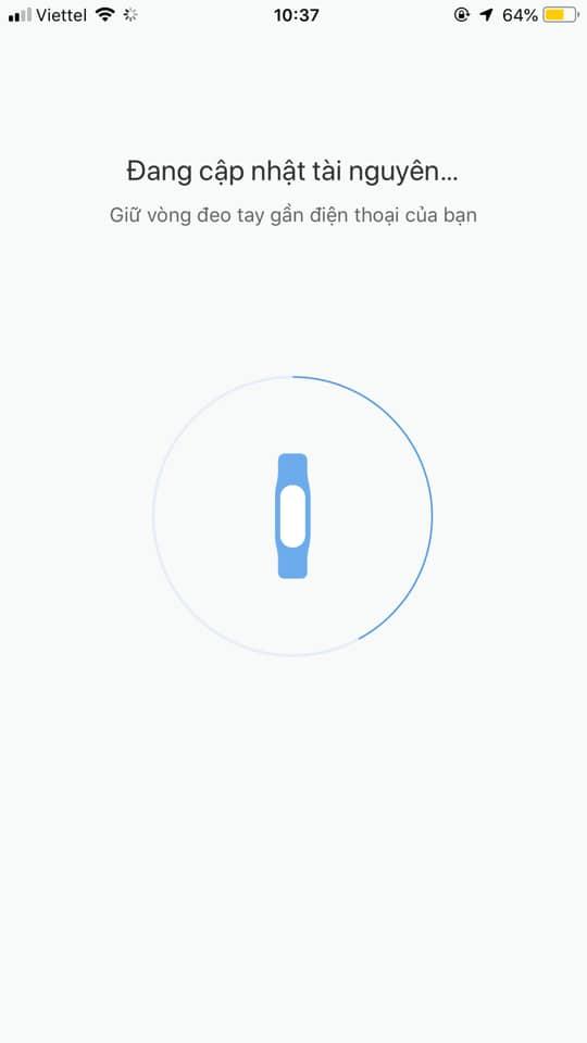 Cách cài Tiếng Việt cho Mi Band 4 trên Iphone và Android không lỗi Font