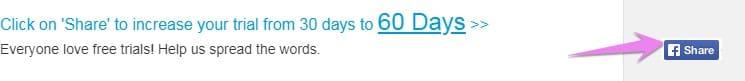 share để nhận hosting free 60 ngày