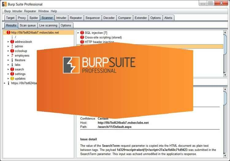 Download Burp Suite Pro Full Key