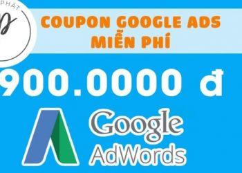 create coupon google ads free