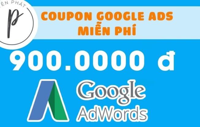 """Kết quả hình ảnh cho Tự tạo Coupon Google Ads để chạy Google Adwords miễn phí"""""""
