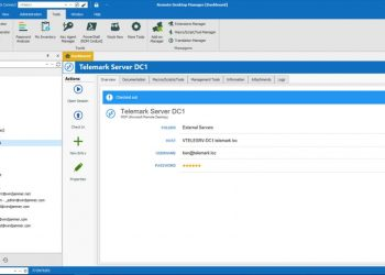 Remote Desktop Manager Enterprise Full key License